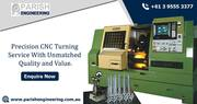 Reliable CNC Turning in Melbourne for 3D Components