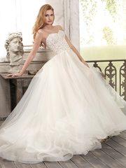 Timeless and Beautiful Pronovias Bridal Dresses