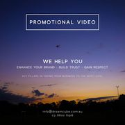 Promotional Videos Production Boosts Your Brand Value