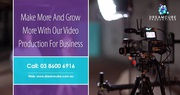 Creative,  Positive & Productive Video Production For Business