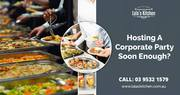 Affordable and Extensive Corporate Catering in Melbourne