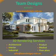 3D Rendering Designing Services Company