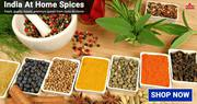 Buy Indian Spices Online from India At Home