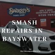 Reliable Smash Repairs in Bayswater