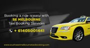 Book a Taxi in Melbourne with Southeast Melbourne Taxi Booking