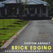Brick Edging | Driveways Melbourne