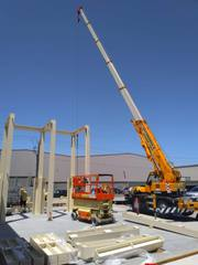 Experience the Power of Liebherr Crane