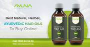 Looking for Authentic Ayurvedic Hair Oil?