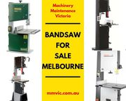 Bandsaw For Sale Melbourne | Machinery Maintenance Victoria