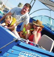 Boat Hire Services by Bluey's Boathouse