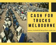 Get Cash For Trucks Melbourne!