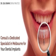 Comfortable Dental Implants By Professional Dentists in Melbourne