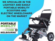 Are You Looking For Portable Folding Electric Wheelchairs in Melbourne