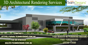 3D Architectural Rendering Services,  Team Designs