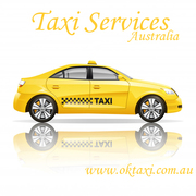 Book a taxi online in Melbourne| Cab service- Ok Taxi