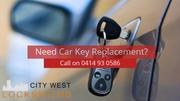 Automotive Locksmith Melbourne – Citywest Locksmiths