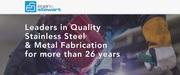 Get the Best Stainless Steel and Metal Engineering in Australia