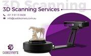 CAD Deziner | 3D Scanning Services Melbourne