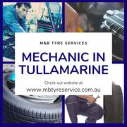 Top Mechanic in Tullamarine | M&B Tyre Services