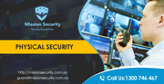 Mission security services in melbourne