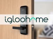 Smart door locks home and office security