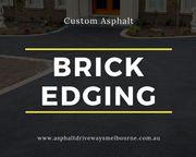 Brick Edging Services in Melbourne