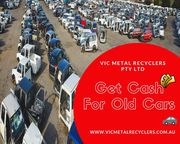 Get Cash For Old Cars in Melbourne!