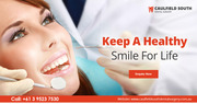 Treat Dental Pain. Visit the Best Dental Clinic in Melbourne.