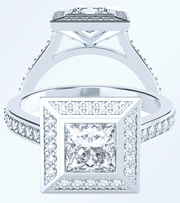 Show Your Commitment with Diamond Engagement Rings in Melbourne