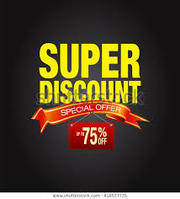 super discount offer for Thursday