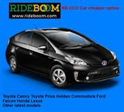 Luxury Car Service with Gender Booking – RideBoom