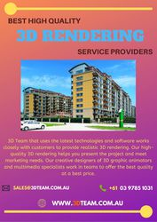 3D Rendering Service Providers