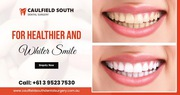 Improve Your Appearance with Porcelain Veneers in Caulfield