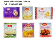 Buy Authentic Indian Sweets in Melbourne