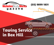Various Types of Towing Services In Box Hill Towing Services Box Hill
