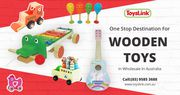 Buy the best Kids Wooden Toys for Wholesale Online