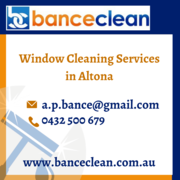 Window Cleaning Services in Altona