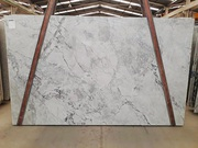 Affordable Super White Dolomite Marble Slabs