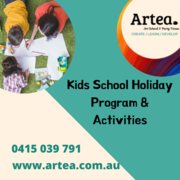 Kids School Holiday Program & Activities in South Melbourne