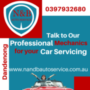 The Best Car Servicing in Dandenong