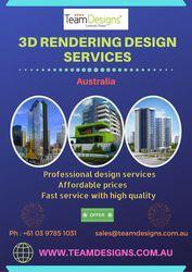 3D Rendering Design Services