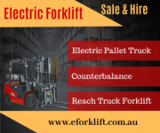 Forklift Hire & Sale in Melbourne & Sydney