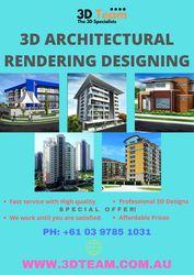 3D Rendering Design Service Providers