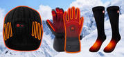 Electric Heated Gloves and Socks
