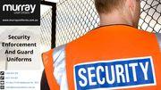 Security Enforcement And Guard Uniforms - Murray Uniforms