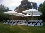 Showcase your brand with our best party marquees
