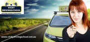 High Pass Rate Driving School in Campbellfield