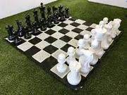 Giant Chess | Best Game for Family Events | Jenjo Games - Australia
