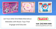 Keep Your Child Entertained with a Music Set