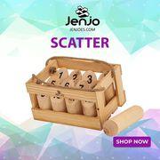 Scatter   Perfect for Camping Fun   Jenjo Games - Australia